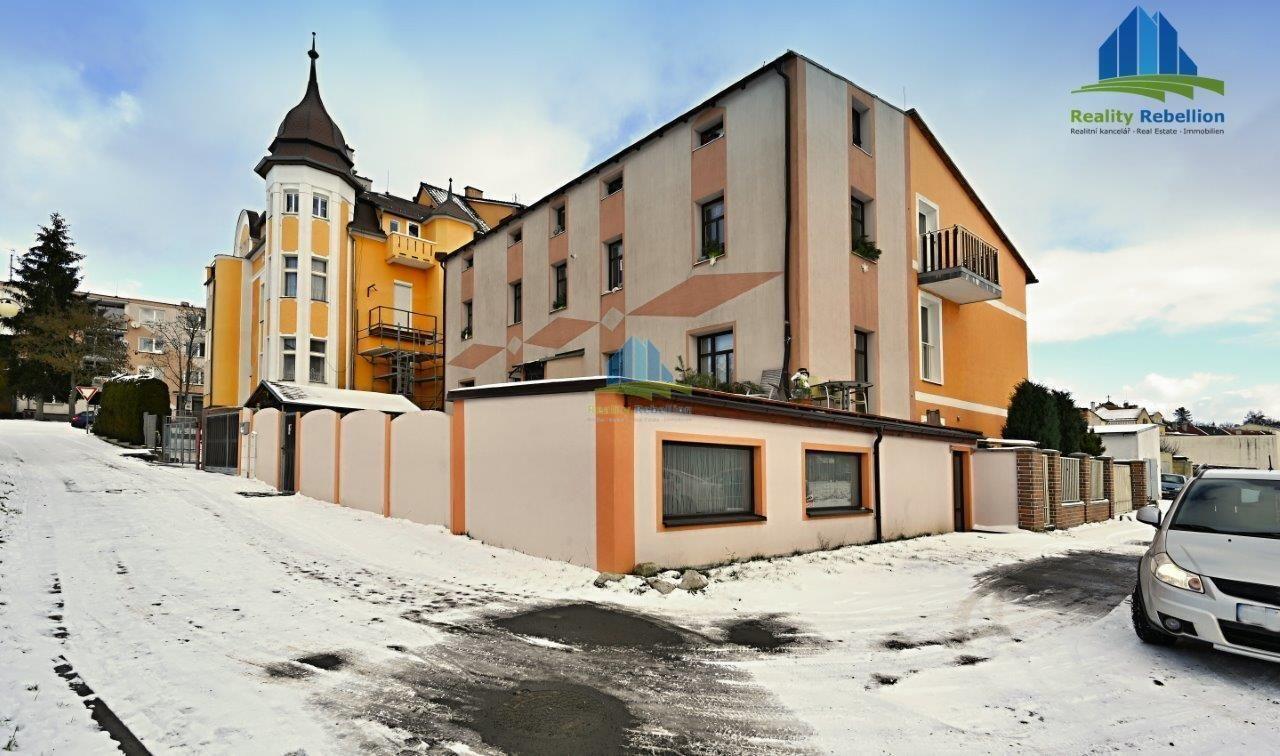 Rodinný dům ve Františkových Lázních na prodej