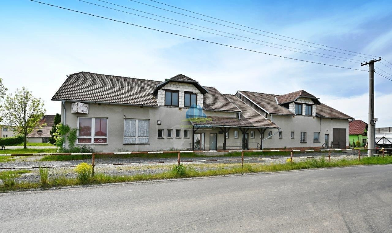 Pronájem komerčního objektu (1420m) v obci Lipová, okres Cheb
