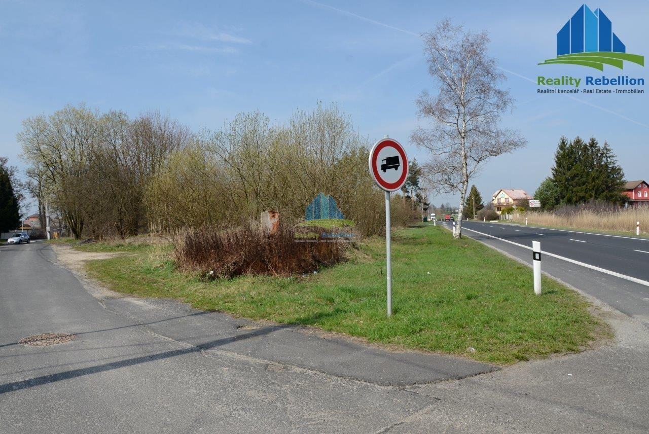 Pozemek - trvalý travní porost - 2.615m2 ve Františkových Lázních na prodej