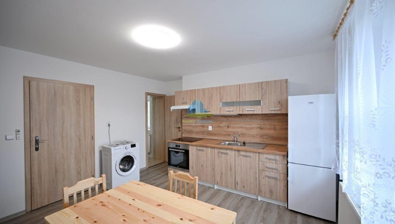 Pronájem bytu 1+1(vlevo) ve Františkových Lázních