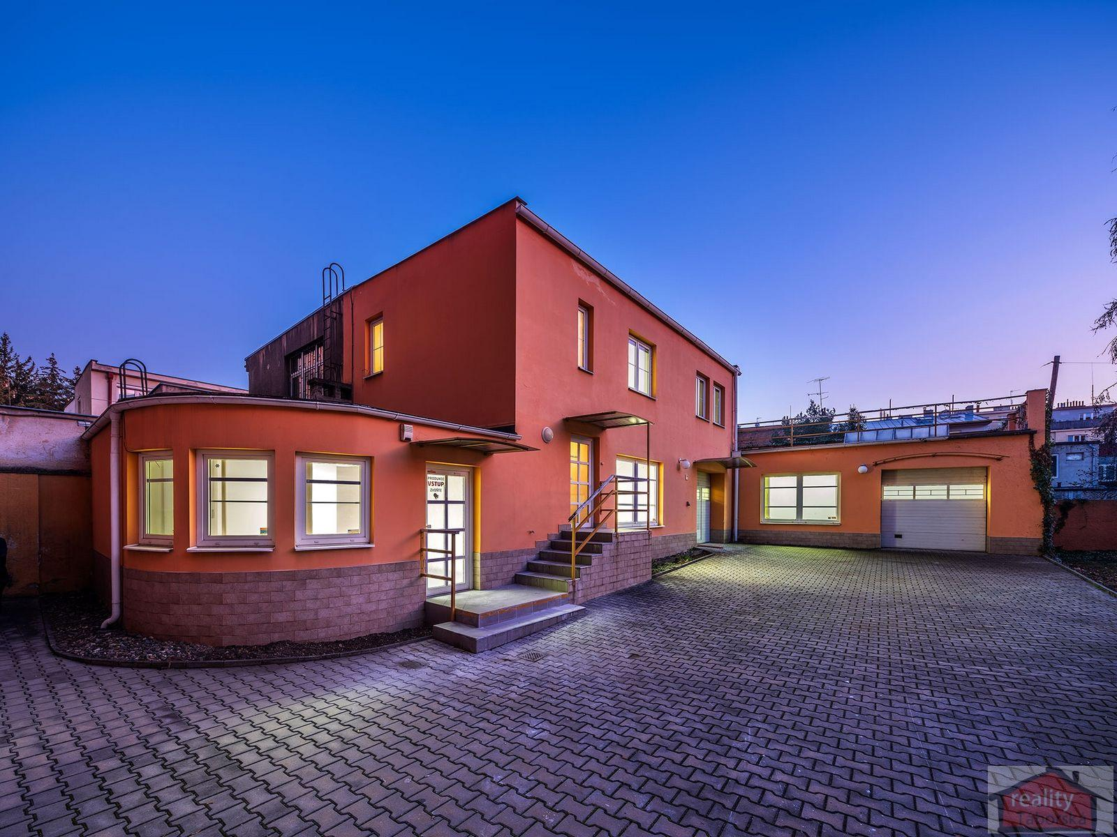 Pronájem nebytového objektu, Strašnice, Praha 10