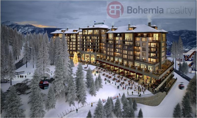Prodej horských apartmánů na Slovensku