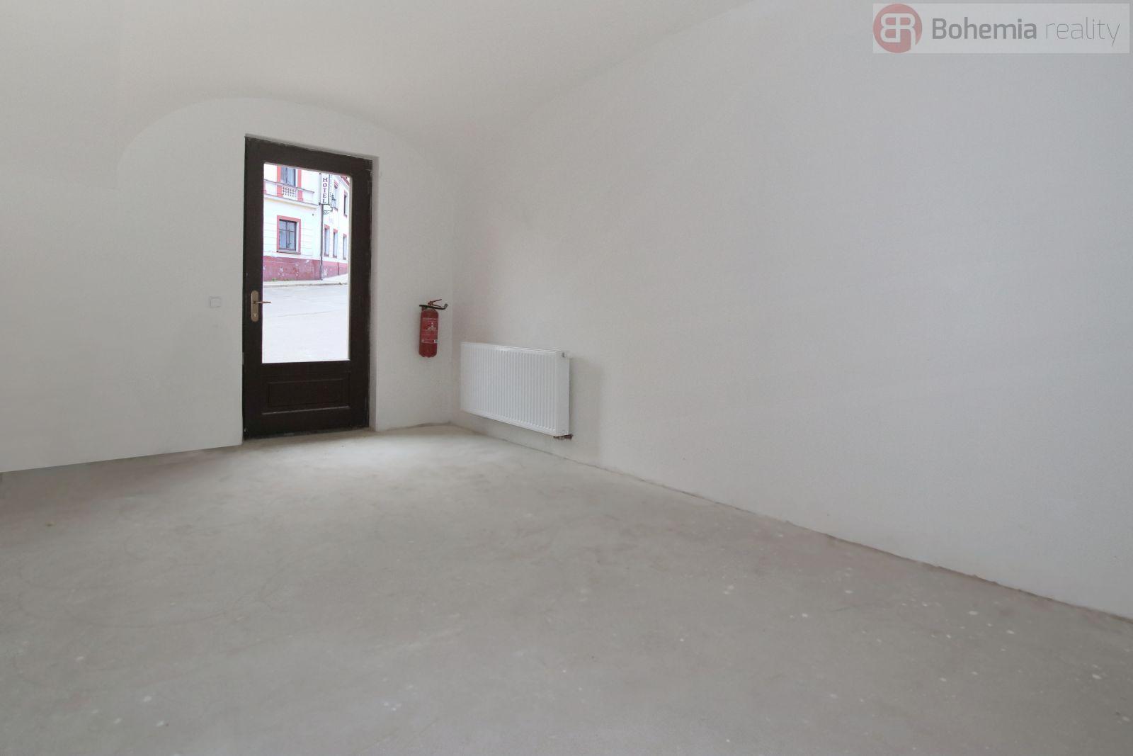 Pronájem nebytového prostoru, přízemí, 31 m2, Brandýs nad Labem