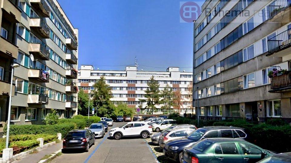 Prodej stavebního pozemku 630 m2 na výstavbu bytového domu, Praha 4 - Nusle