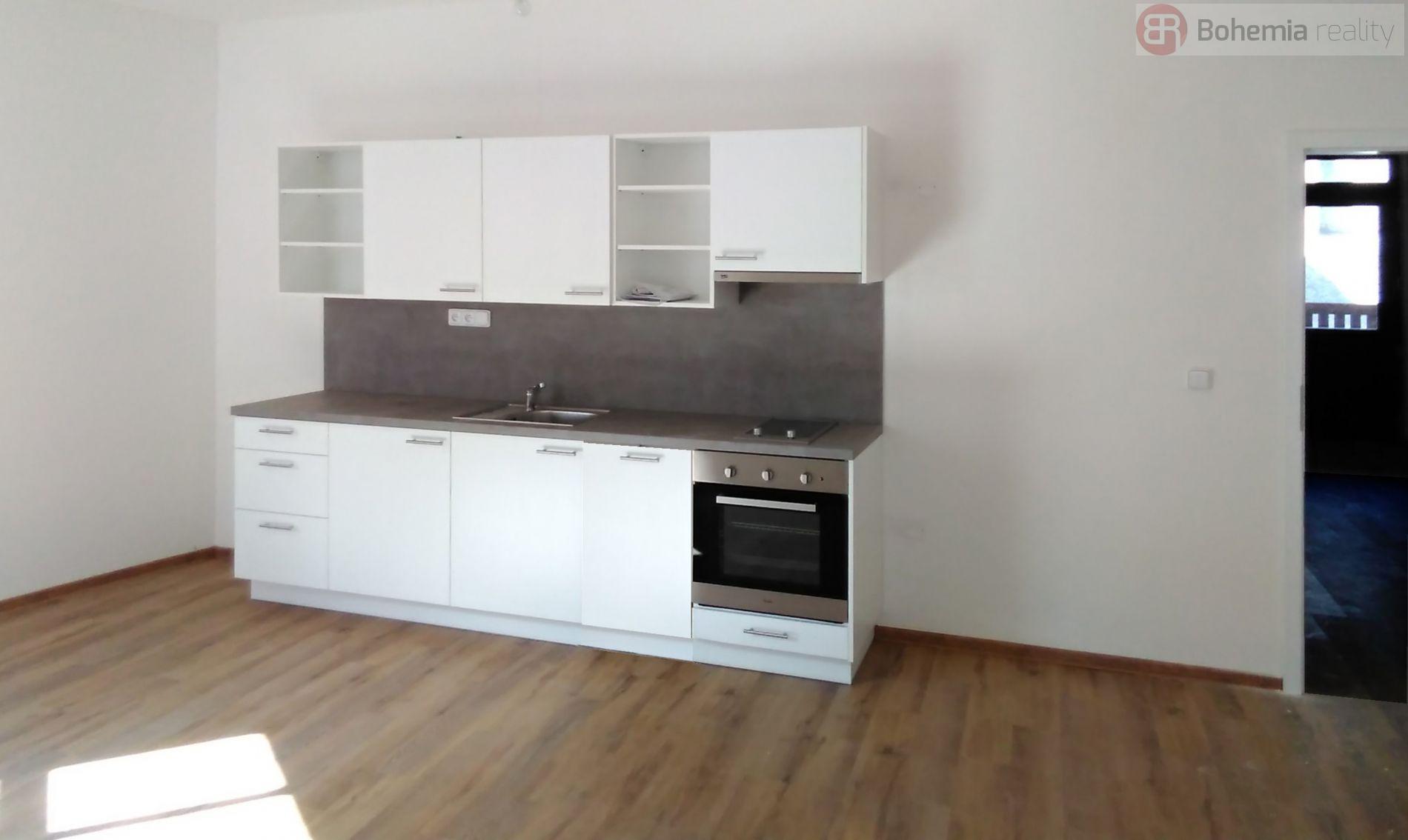 Podnájem bytu 1+kk, OV, Brandýs nad Labem