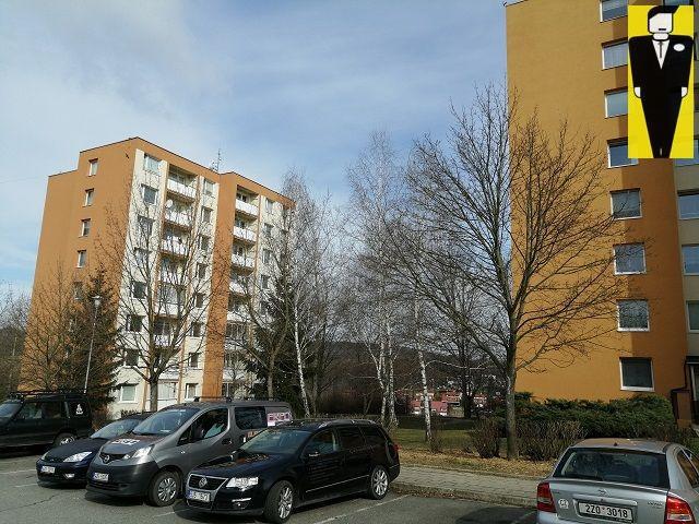 Prodej bytu 3+1 s balkonem, Zlín
