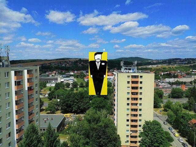 Prodej bytu 3+1 s lodžií, Zlín - Podhoří