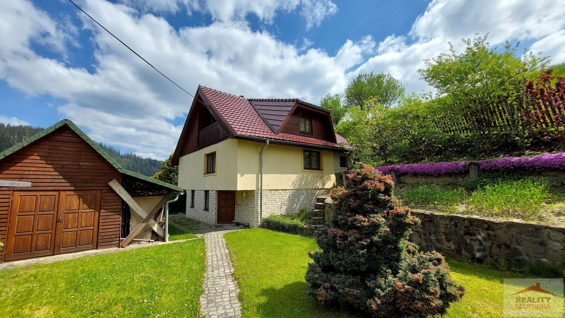 Prodej RD 5+1 Velké Karlovice, pozemek 1292 m2
