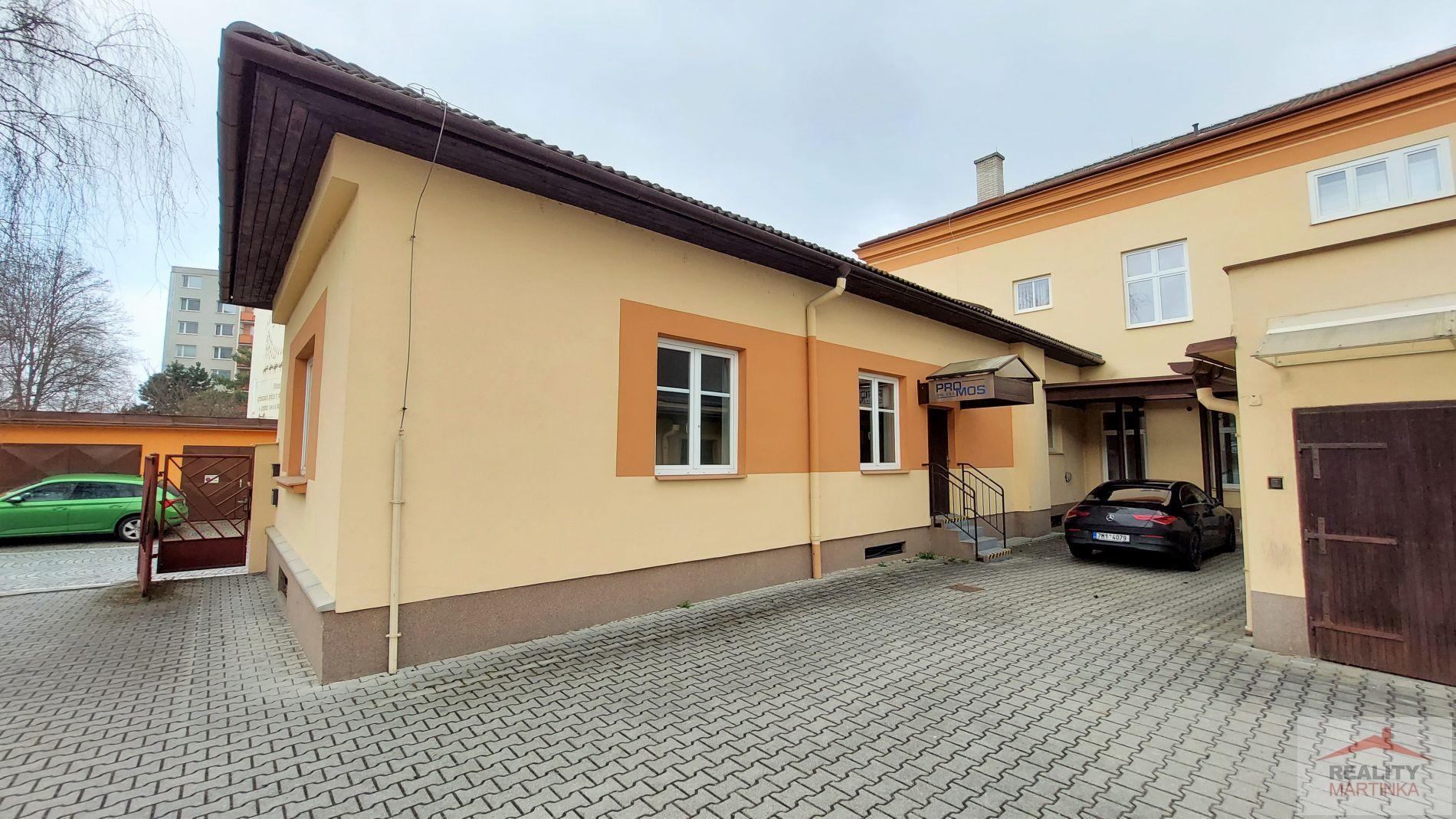 Pronájem nebytových prostor 100 m2, Valašské Meziříčí, ul. Nová