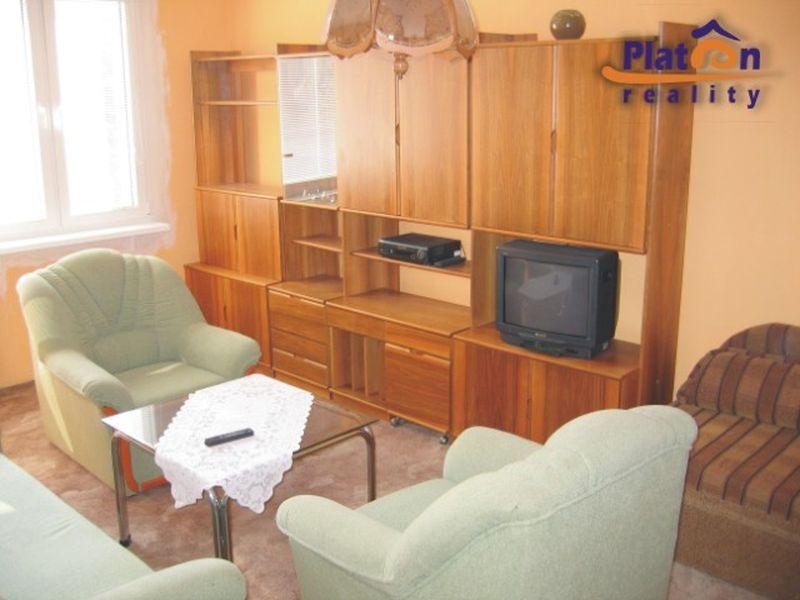 Pronájem bytu 1+1, Ústí nad Labem  Střekov, ul. Kojetická, 3.patro