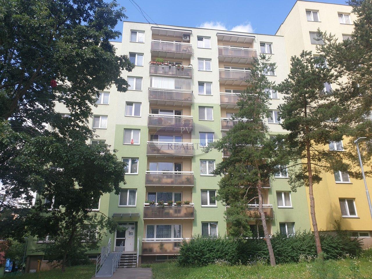 Byt OV 2+KK Vltavská, Starý Lískovec, Brno