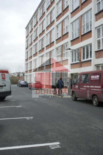 Pronájem kancelářských ploch v centru Zlína