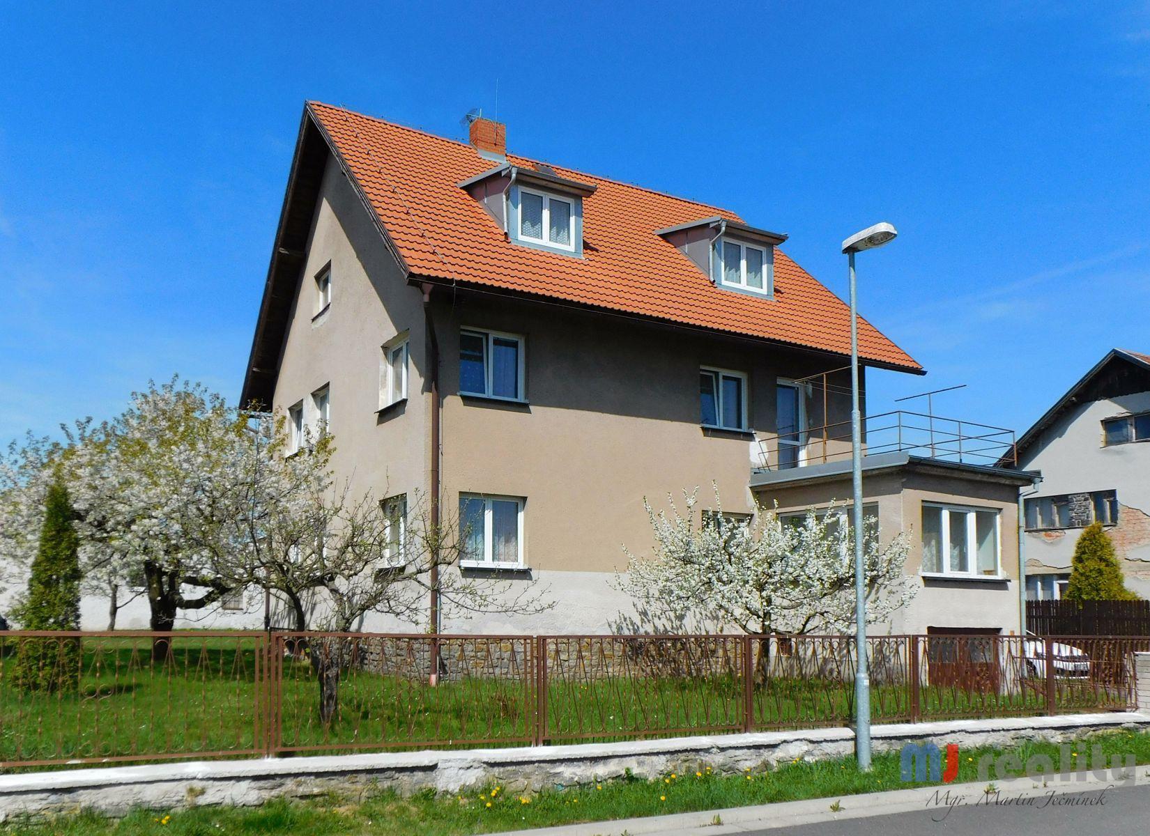 Rodinný dům v Uhlířských Janovicích, okres Kutná Hora