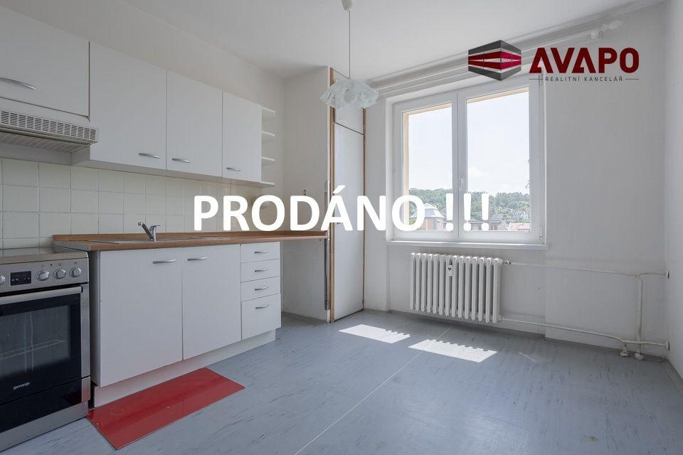 PRODÁNO !!! Prodej bytu 1+1 ul. SPC, Krnov