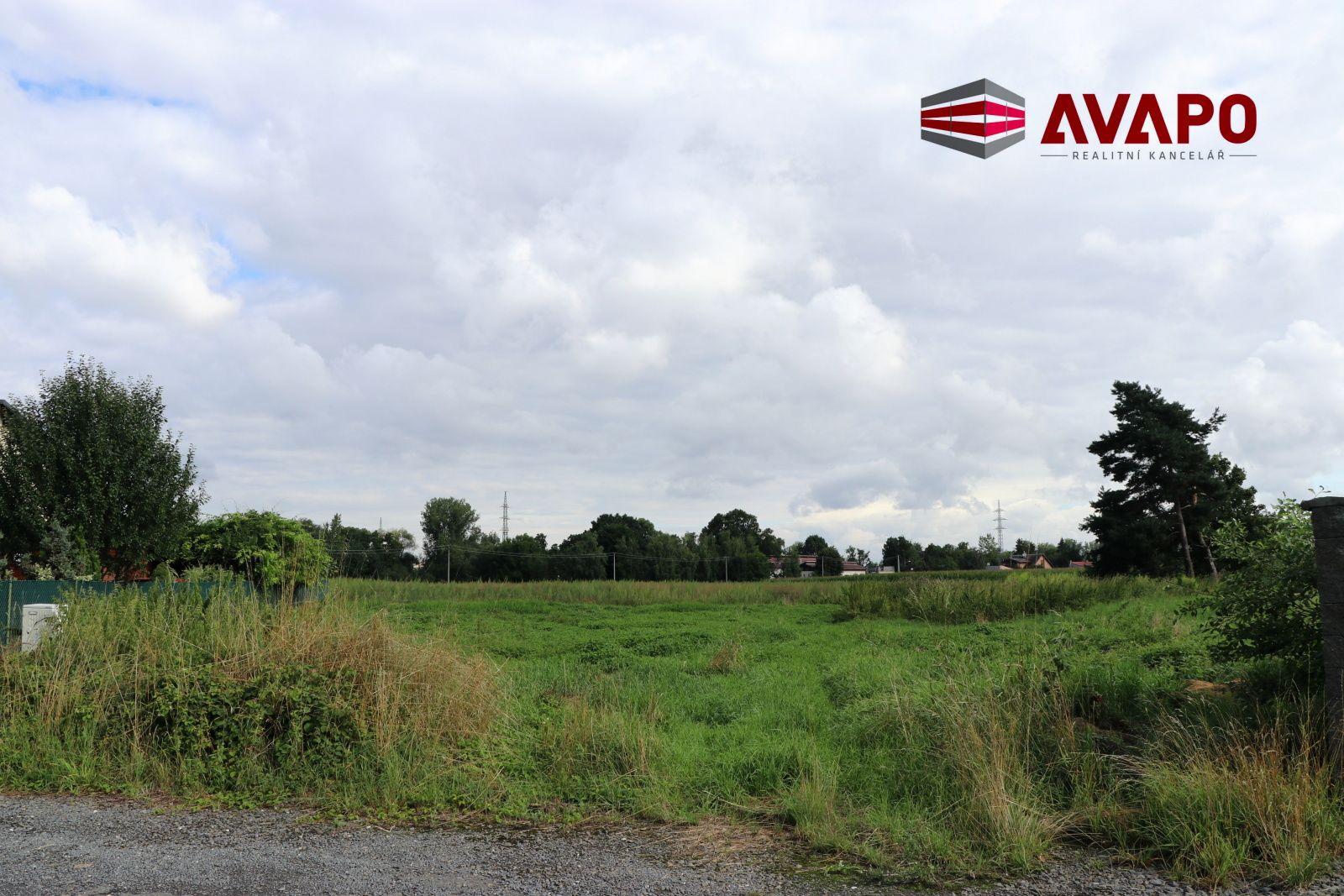 Prodej velkého pozemku pro výstavbu RD Opava, Kylešovice