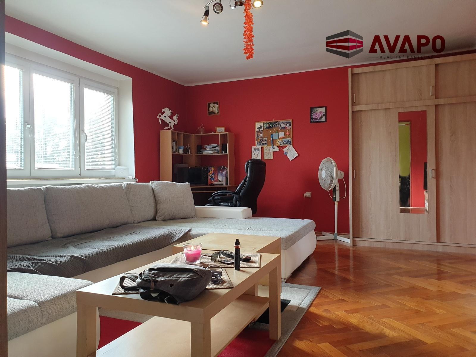 Pronájem bytu 2+1 ul. Zámecká, Dolní Životice