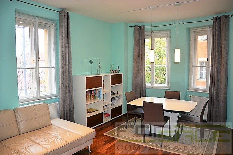 Prodej bytu 3+kk/B, 96m2, Praha 5 - Smíchov, ul.Na Březince
