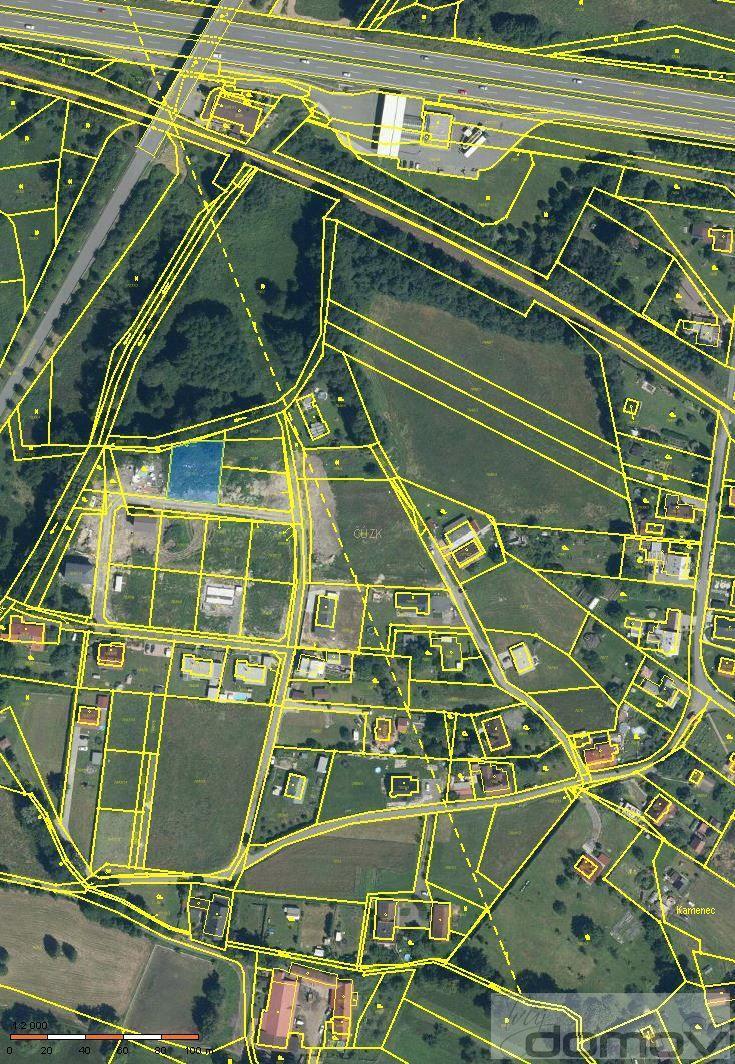 Prodej pozemku ve Frýdku