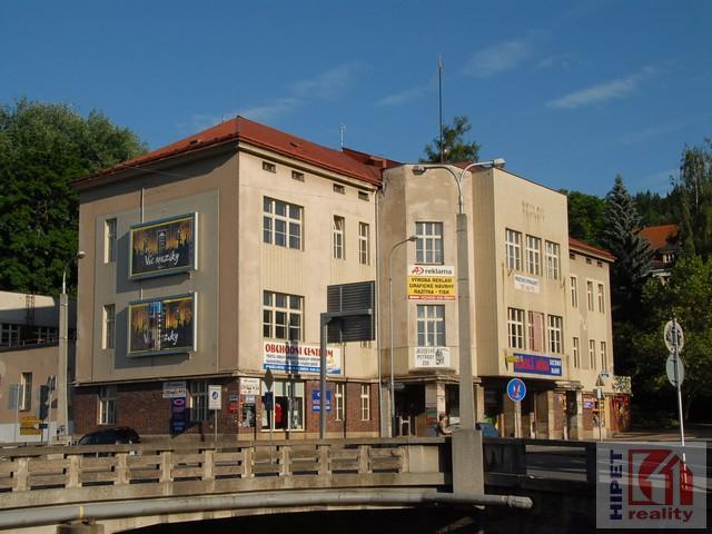 Pronájem nebytových prostor v centru města Trutnova