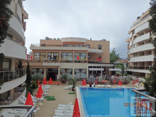 Krásný apartmán 3+kk v Bulharsku 80 m od pláže
