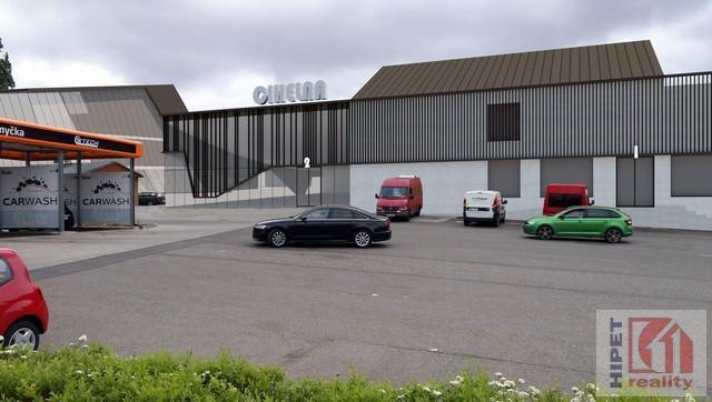 Nová prodejní plocha v Trutnově