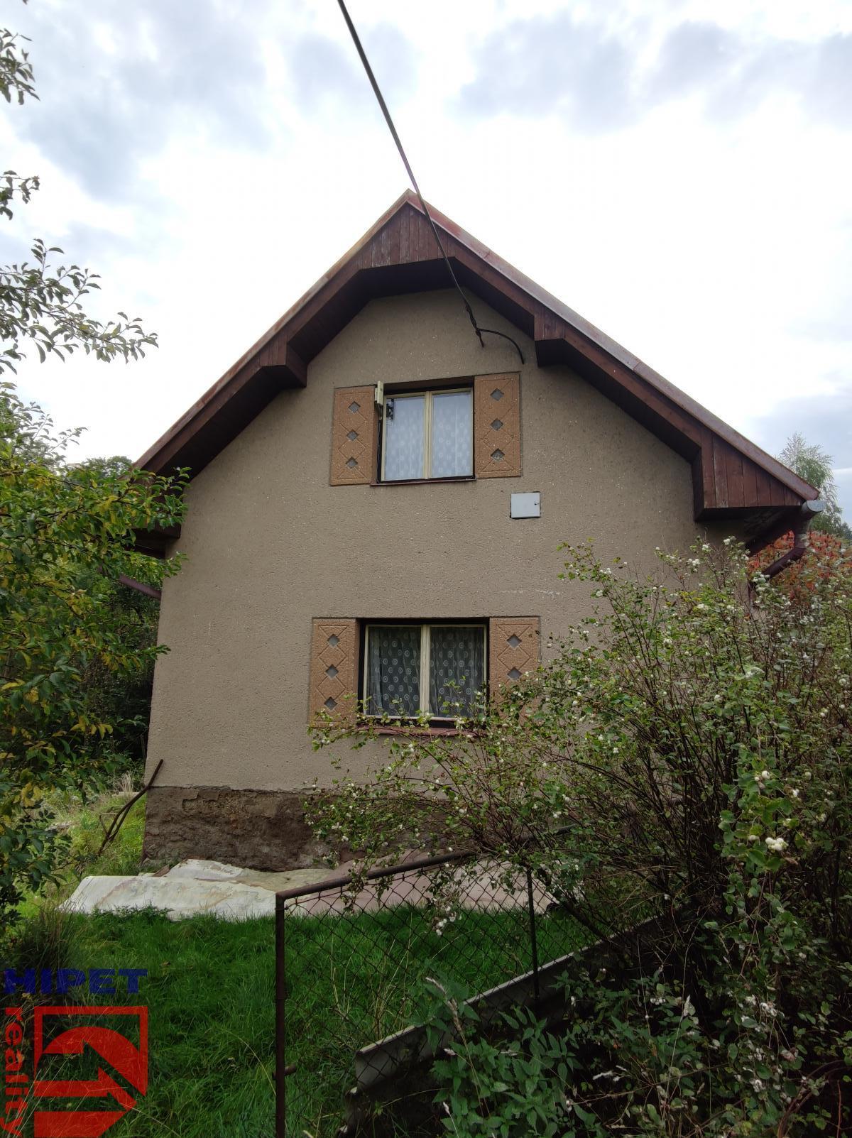 Prodej rodinného domu v Úpici - Radči