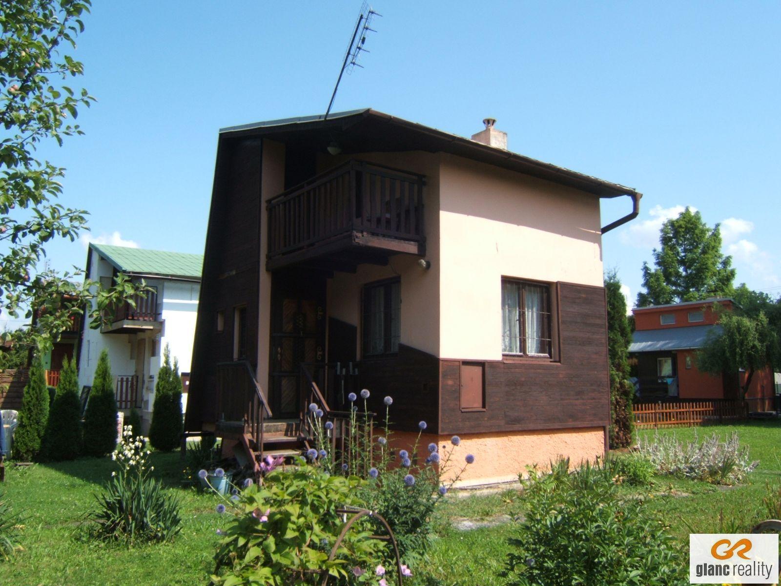 Prodej chaty o vel. 39 m2, Studénka, místní část Nová Horka