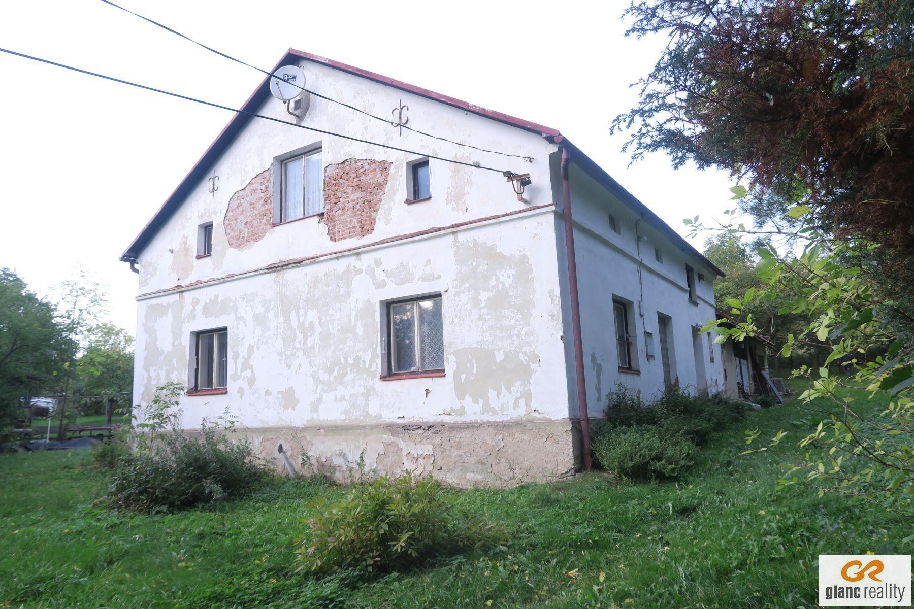 Prodej rodinného domu v České Vsi (Město Albrechtice)