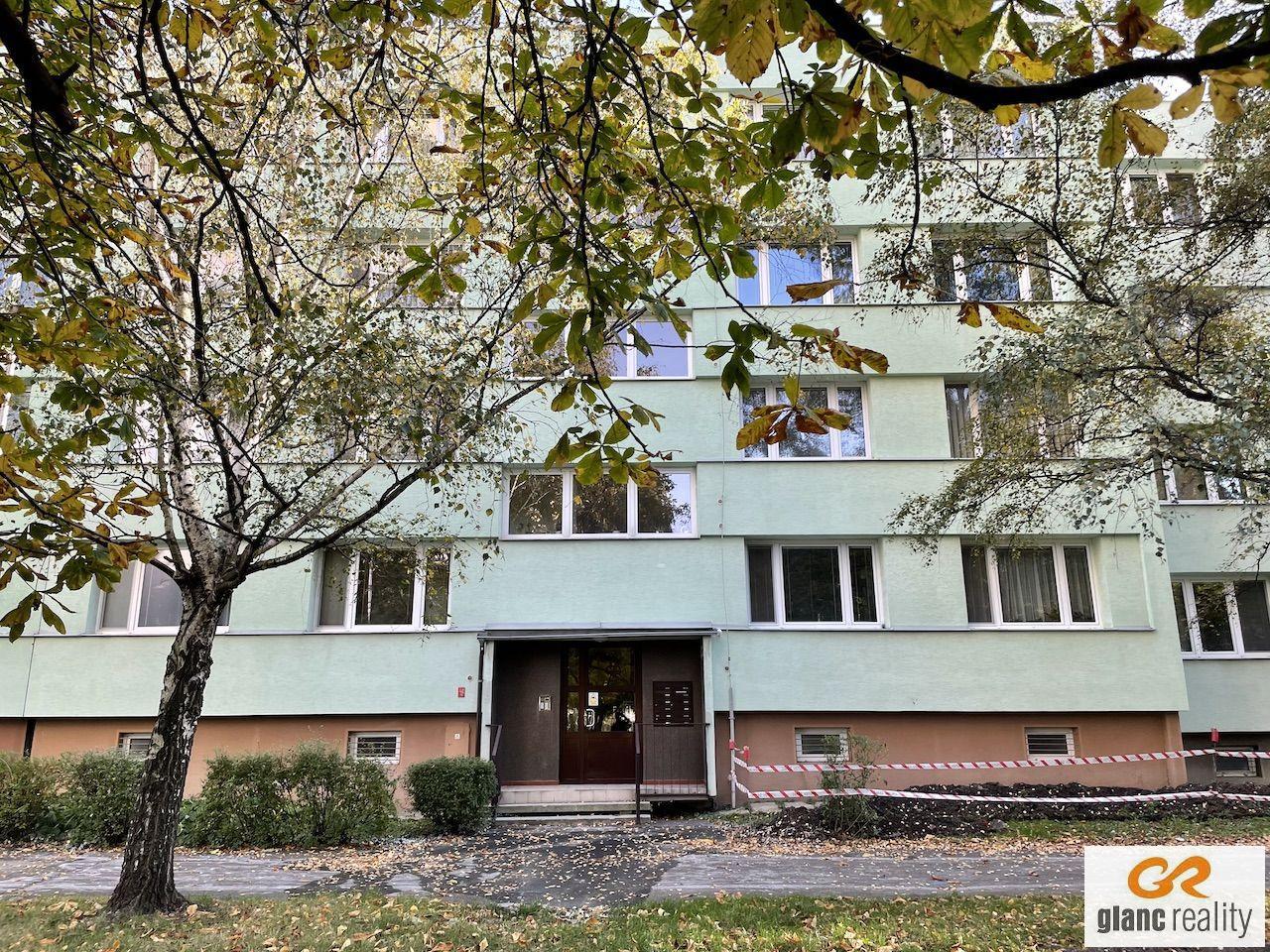 Byt 1+1 os.vl., ul. Mánesova, Ostrava