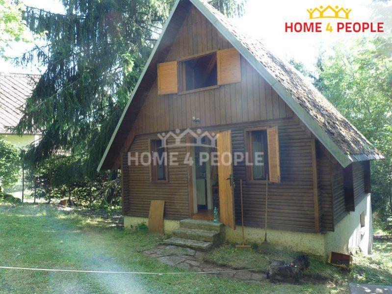 Krásná patrová chata v obci Boříkovy