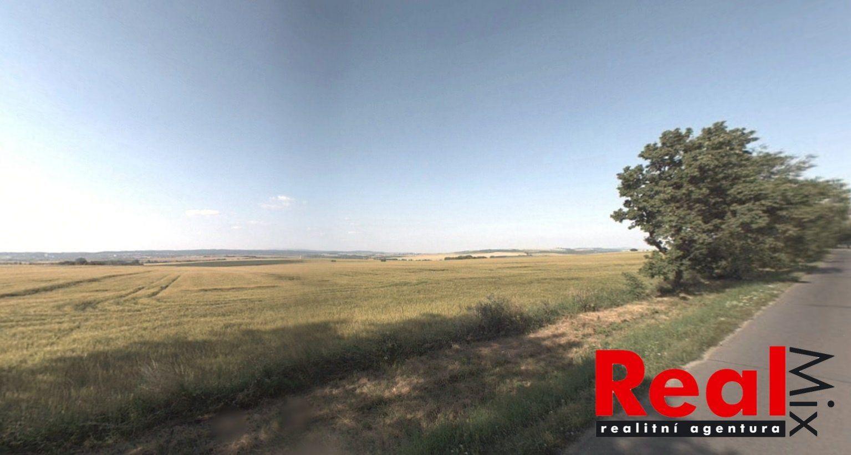 Prodej, pozemek - pole, CP 38 913 m2, obec Křenovice, okr. Vyškov