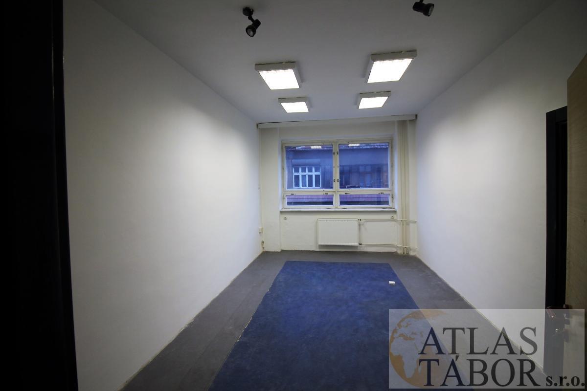 Pronájem kancelářských prostor v centru Tábora