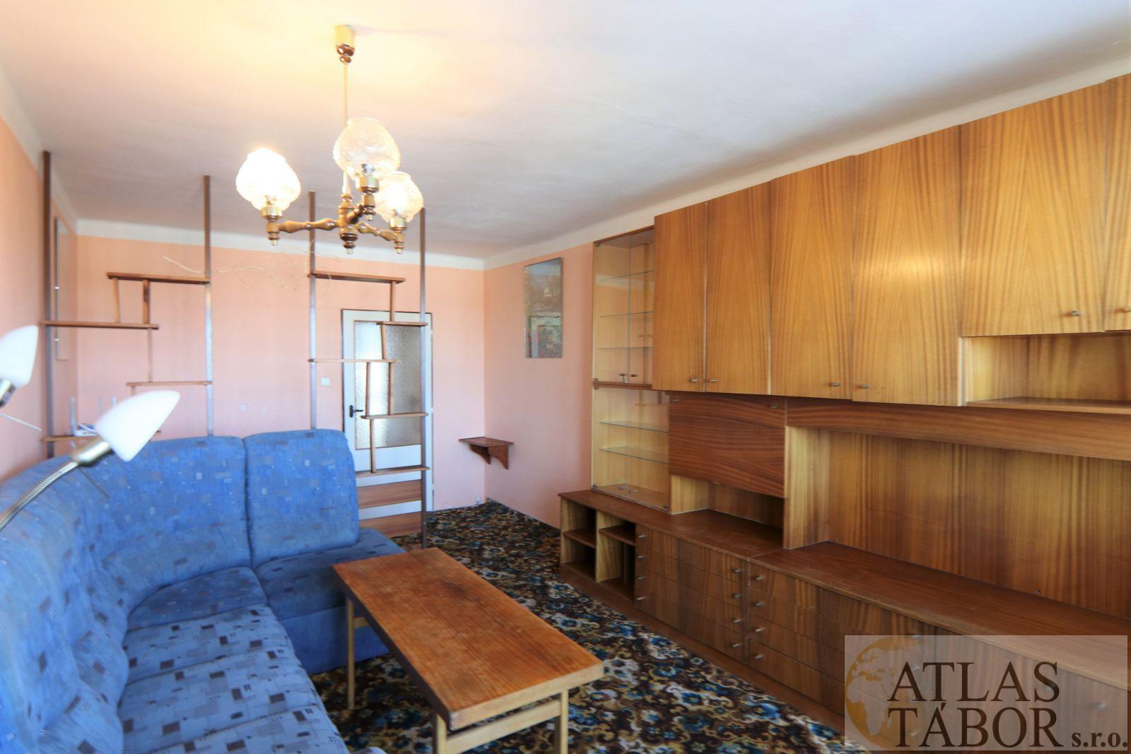 Pronájem bytu 3+1 v Táboře -PRONAJATO