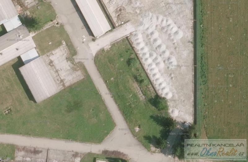 Prodej stavebního pozemku 3500 m2 , Přerov