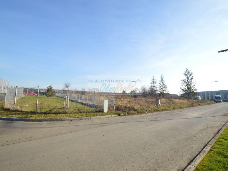 Prodej pozemku na ul. Gen. Fajtla v Přerově