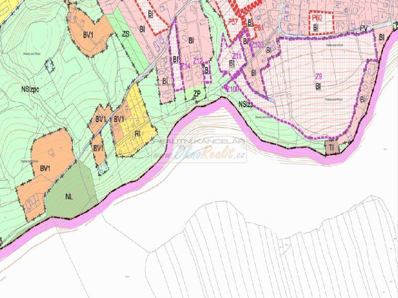Prodej souboru pozemků v k.ú. Hranice - obr.2