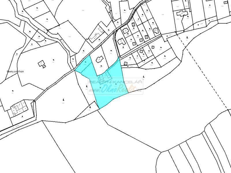 Prodej souboru pozemků v k.ú. Hranice - obr.1