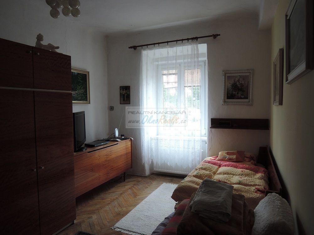 Prodej rodinného domu v centru Velkého Meziříčí - obr.Ložnice 2NP