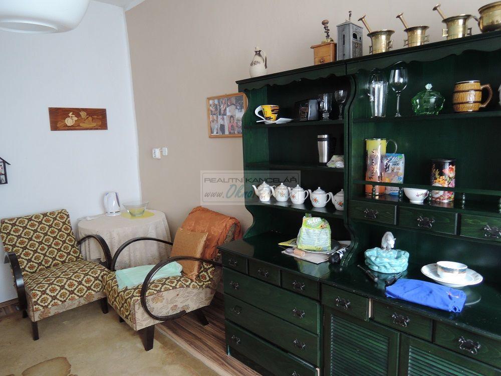 Prodej rodinného domu v centru Velkého Meziříčí - obr.Pokoj 3 ve 2NP