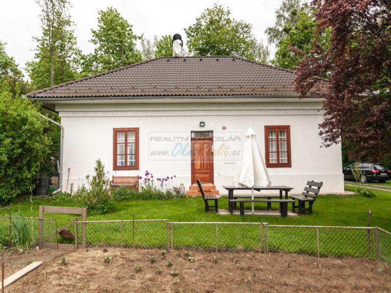 Prodej rodinného domu v k.ú.  Rokytnice, okr. Přerov