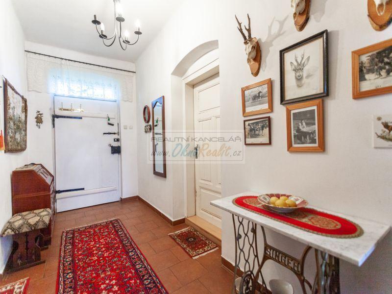 Prodej rodinného domu v k.ú.  Rokytnice, okr. Přerov - obr.27