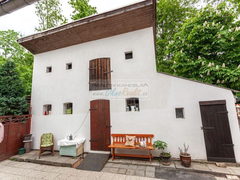 Prodej rodinného domu v k.ú.  Rokytnice, okr. Přerov - obr.35