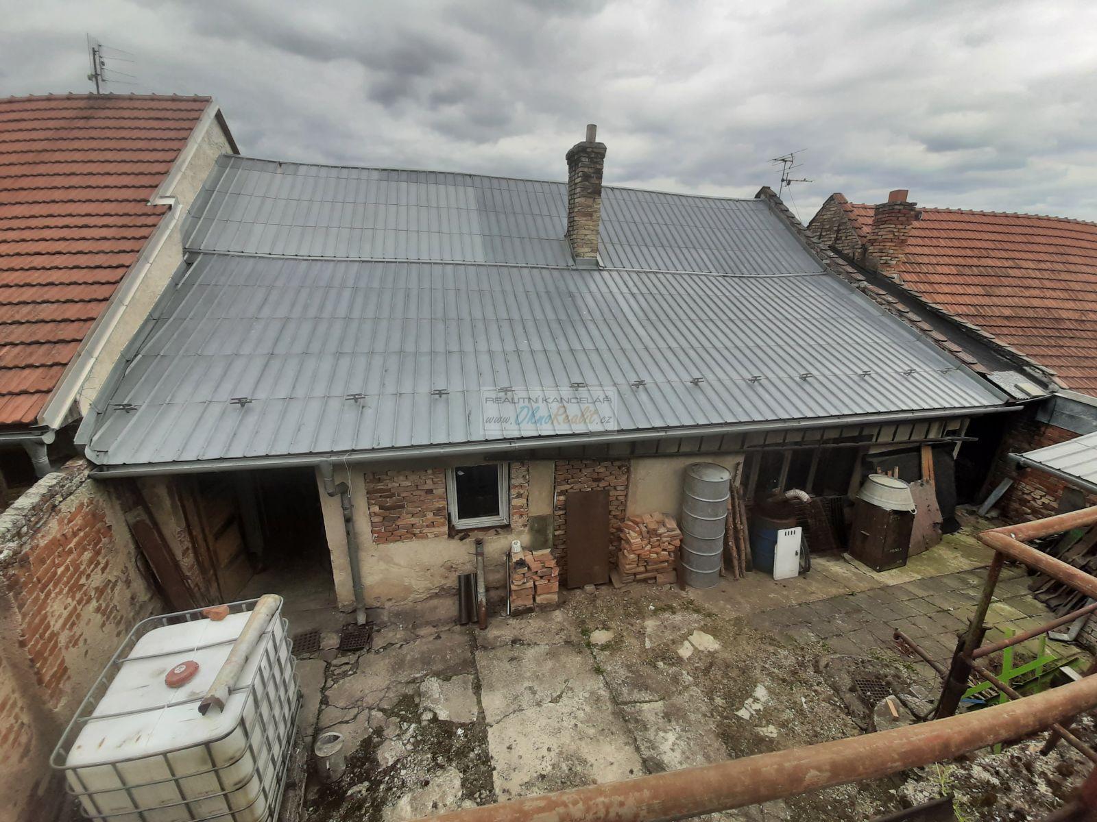 Řadový rodinný dům 2+1 Hradisko, Kroměříž - obr.2