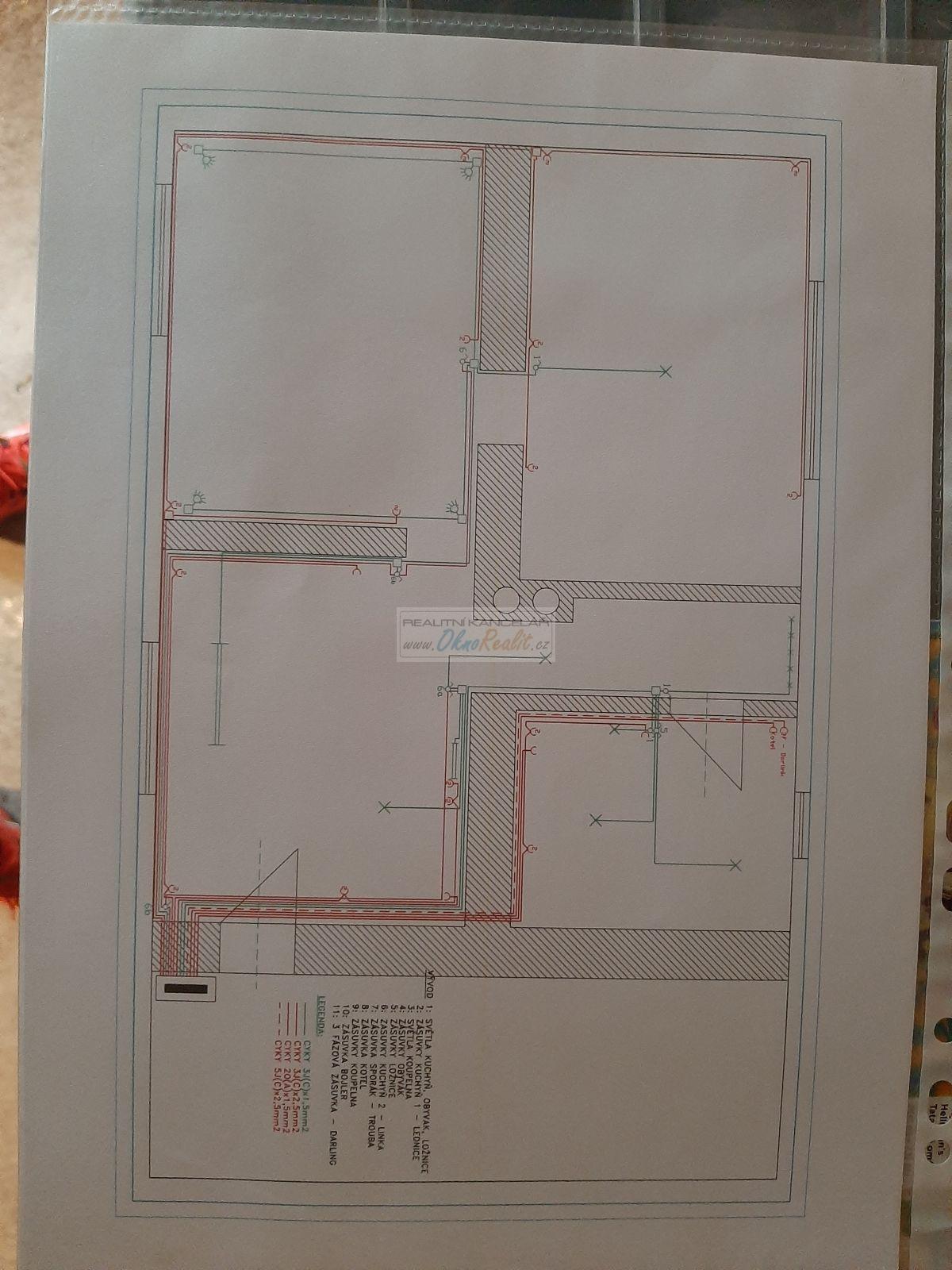 Řadový rodinný dům 2+1 Hradisko, Kroměříž - obr.20210527_165422