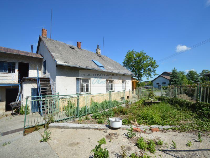 Prodej dvou rodinných domů v obci Žopy, okr. Kroměříž
