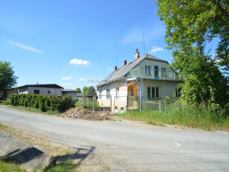 Prodej dvou rodinných domů v obci Žopy, okr. Kroměříž - obr.1a