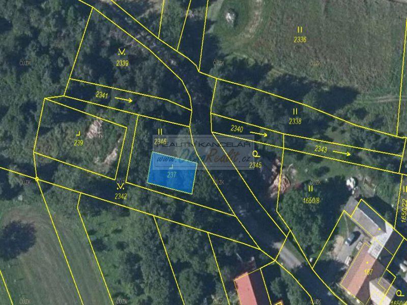 Prodej dvou pozemků v obci Budišov nad Budišovkou, okr. Opava - obr.29