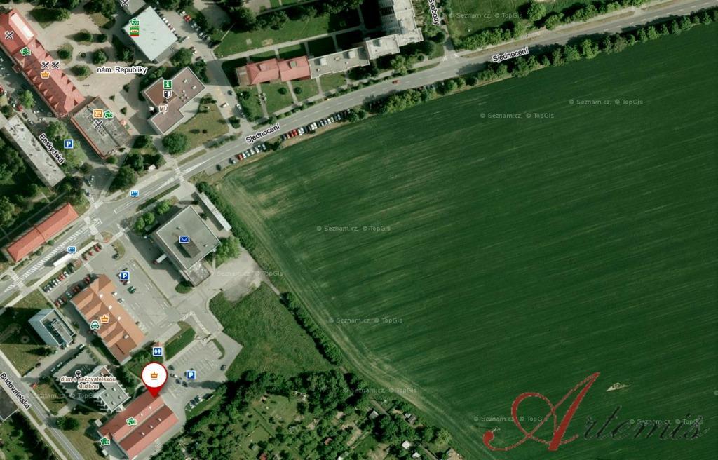 Prodej pozemků Studénka, Butovice