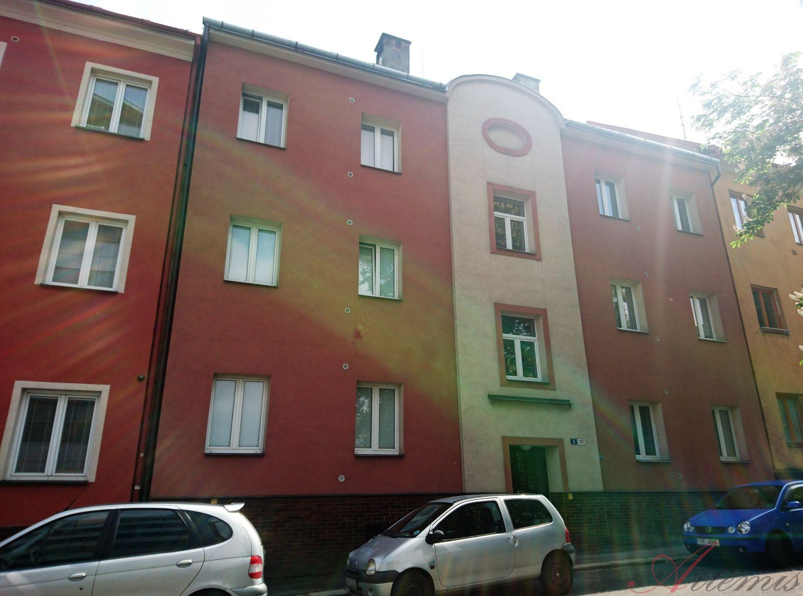 Pronájem bytu 1+KK, ulice Na Fifejdách, Moravská Ostrava