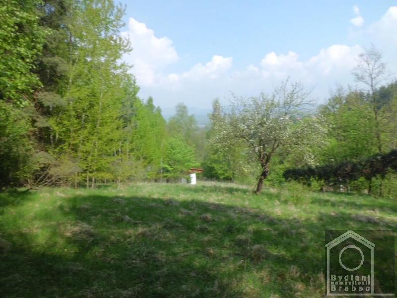 Prodej velkého pozemku v obci Úštěk
